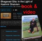 Bhagavad Gita, in the Light of Kashmir Shaivism - STUDY SET